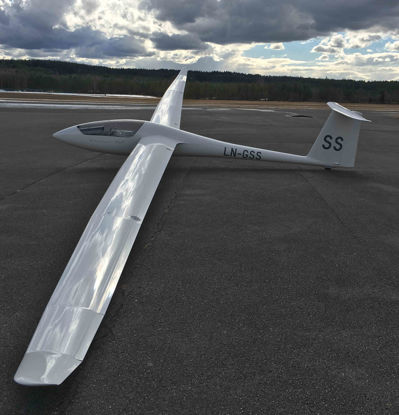 Picture of Glider Annual check