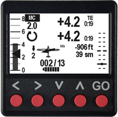 Picture of ClearNav Vario Digitalt display