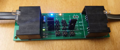 Picture of NMEA-splitter - DIY kit