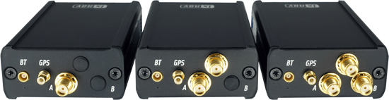 Multiple options: Dual Antenna option. Integrated ADS-B (mode S) receiver